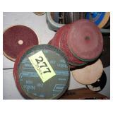 Grinder Sanding Discs