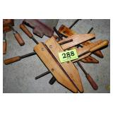 Wood Clamps X3