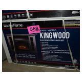 Masterflame Electric Fireplace / Media Console A