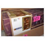Sauder 5-Shelf Bookcase B