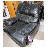 Leather Recliner ~ never assembled / used but
