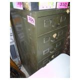 Metal Cabinet A