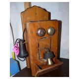 Wood Wall Telephone