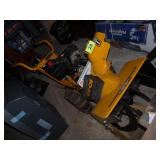 Snow Blower For Parts