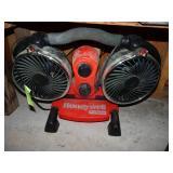 Honeywell Duel Fan