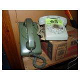 Vintage Phones X2