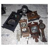 Clocks For Parts