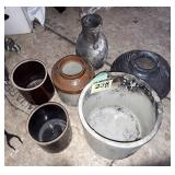 Pottery / Crocks