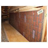 Paneling Brick Motif