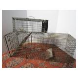 Live Animal Traps  - Large & Small