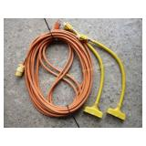 Extension Cord & Tri-Tap Extensions