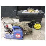 Campbell Hausfield Paint Sprayer w Accessories in