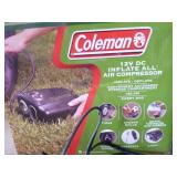 Coleman 12v Dc Inflate All Air Compressor