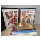 Woodworking Magazines & Books