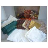 Assorted Placemats  & Napkins