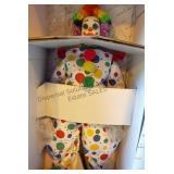 "The Danbury Mint ""Bubbles The Circus Clown"""
