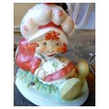 Strawberry Shortcake Ceramic Lamp