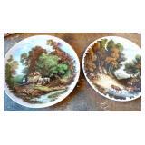 T.C. VanHunnik Decorative Plates