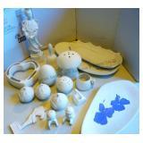 Unfinished Ceramic Pieces