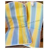 Chair Cushions x2
