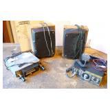 Car Stereo, Cassette Player, CB Radio & Speakers