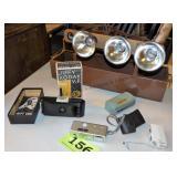 Kodak Folding Jiffy VP, Minolta-16, Cameras, etc.