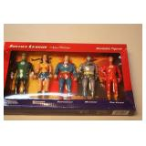 Justice League Bendable Figures