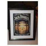 Jack Daniels Print 9 x 11