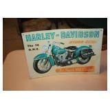 Harley Davidson Tin Sign 12 x 17.25
