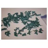 Large Selection of Plastic Soldiers