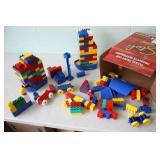 Box of Mega Bloks