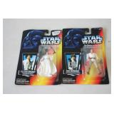 Star Wars Leia Organa & Luke Skywalker Figures