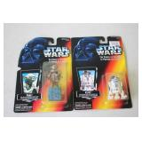 Star Wars Yoda & R2-D2 Figures