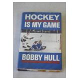 "1967 Bobby Hull Book ""Hockey is my Game"""