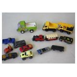 Assorted Die Cast Toys