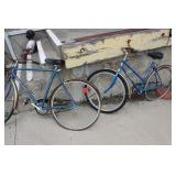"2 Sears Bicycles 26"" Tires"