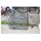 Small Animal Cage 24 x 24 x 16H