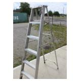 Aluminium Step Ladder 72H