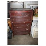 Antique Dresser with Hidden Drawer