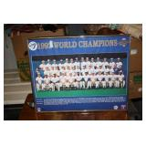 Toronto Blue Jays 1992 World Champion Print