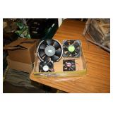 4 Small Fans