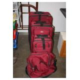 5 Piece Set of Luggage