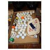 Golf Balls & More