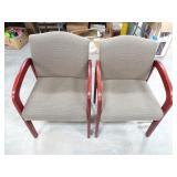 2 Waiting Room Chairs