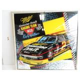 Rusty Wallace Mirror - 18 x 18 - Factory Tape on