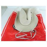Eddy Brothers Size 7 Cowboy Hat W/Spare Hat Band