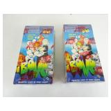 Bone Collectors  Trading Cards - 2 Unopened Boxes