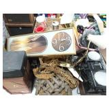 Large Lot of Unsold Vintage Items