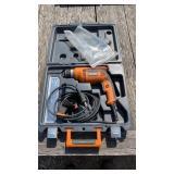 Ridgid electric drill
