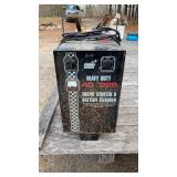 Sears Heavy Duty battery charger